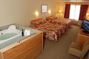 Eldorado Hotel Jacuzzi Suite