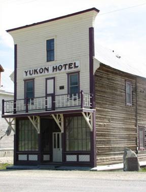 Yukon Hotel Dawson City